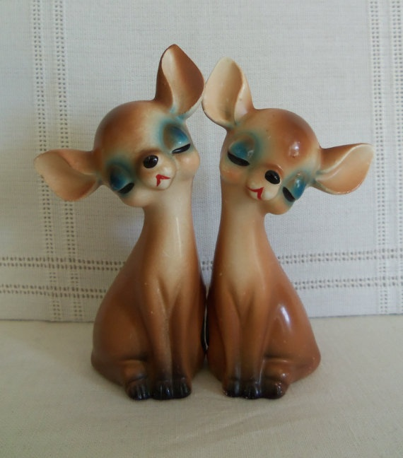 vintage s&p shakers