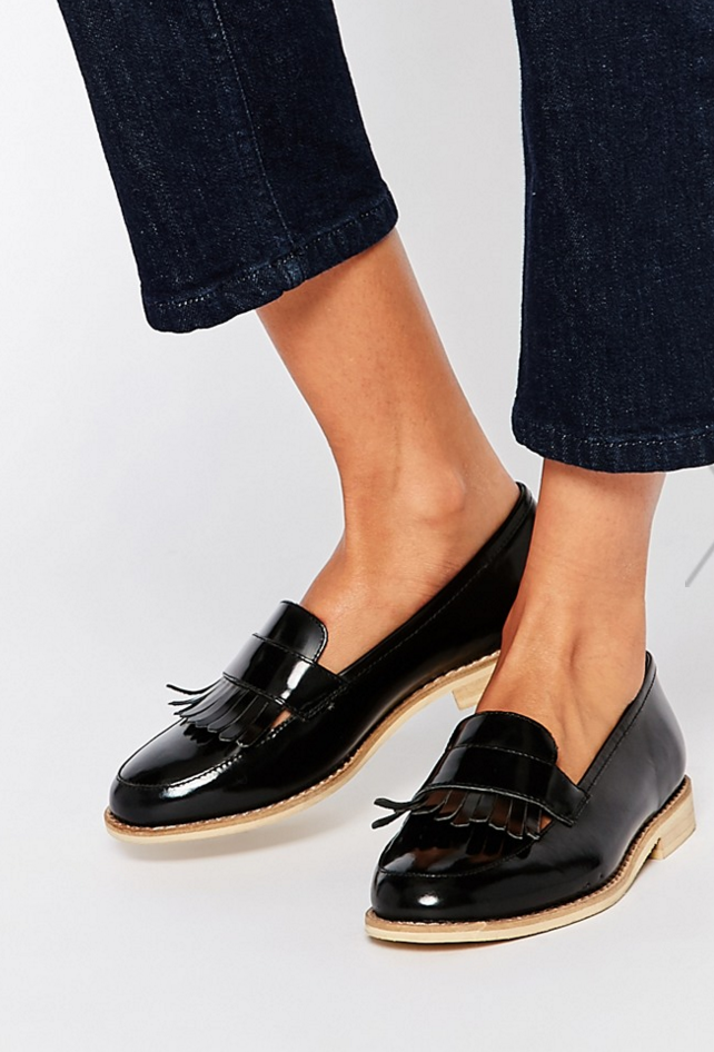 chic, cheap and cheeky loafers
